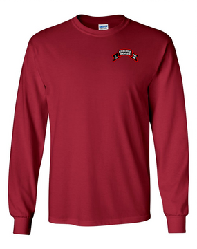 I Company  75th Infantry Long-Sleeve Cotton T-Shirt