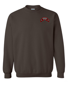 O Company 75th Infantry Embroidered Sweatshirt