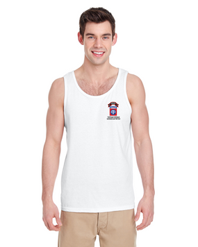 82nd Airborne Division  O Company 75th Infantry Tank Top