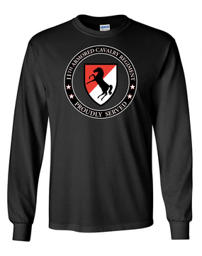 11th ACR Long-Sleeve Cotton Shirt -Proud-FF