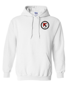 11th ACR Embroidered Hooded Sweatshirt-Proud