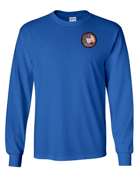 Tampa Chapter Long-Sleeve Cotton Shirt