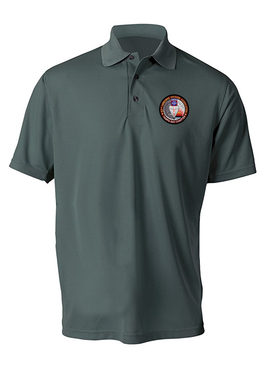 Tampa Chapter Embroidered Moisture Wick Polo