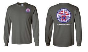 82nd Airborne Association 2019 Convention Long-Sleeve Cotton Shirt