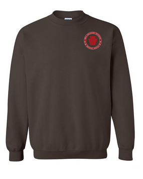 28th Infantry Division Embroidered Sweatshirt-Proud