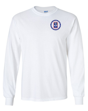 172nd Infantry Brigade Long-Sleeve Cotton T-Shirt-Proud