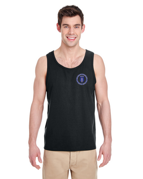 8th Infantry Division (Airborne)  Tank Top-Proud