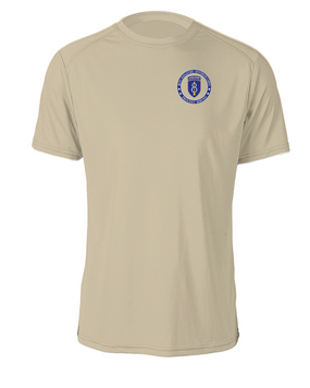8th Infantry Division (Airborne) Cotton T-Shirt -Proud