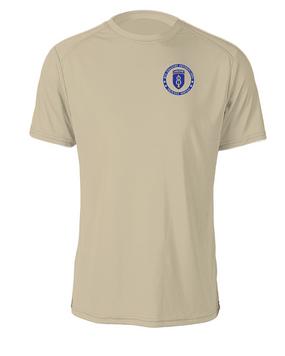 8th Infantry Division (Airborne) Cotton T-Shirt -Proud
