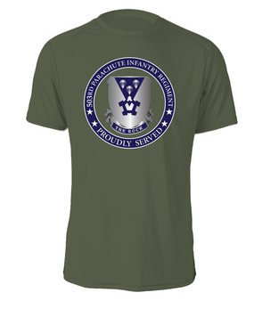 503rd Parachute Infantry Regiment Cotton Shirt -Proud  (FF)