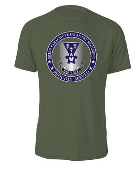 503rd Parachute Infantry Regiment Cotton Shirt -Proud  (FF)