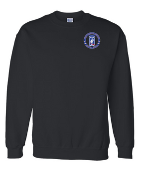 173rd Airborne Brigade  Embroidered Sweatshirt-Proudly