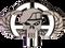 82nd Punisher Magnet