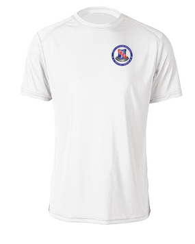 327th Infantry Regiment Cotton T-Shirt -Proud