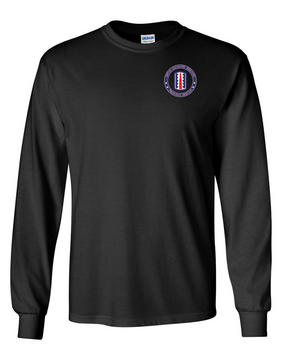 197th Infantry Brigade Long-Sleeve Cotton T-Shirt-Proud