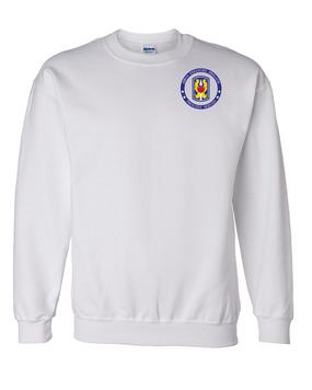 199th Light Infantry Brigade Embroidered Sweatshirt-Proud