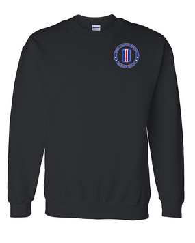 193rd Infantry Brigade Embroidered Sweatshirt-Proud