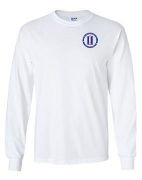 193rd Infantry Brigade Long-Sleeve Cotton Shirt -Proud