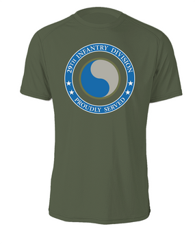 29th Infantry Division Cotton Shirt-Proud  (FF)