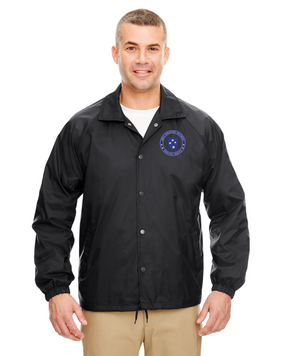 23rd Infantry Division Embroidered Windbreaker -Proud