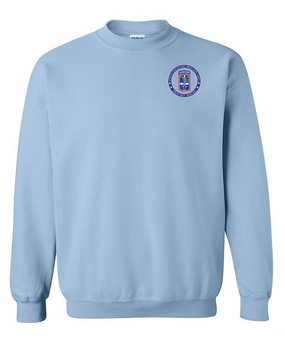 172nd Infantry Brigade (Airborne) Embroidered Sweatshirt-Proud