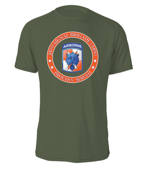 35th Signal Brigade (Airborne)  Cotton Shirt-Proud  (FF)