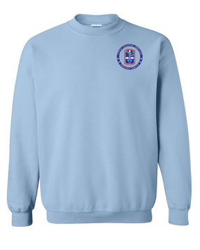 172nd Infantry Brigade Embroidered Sweatshirt-Proud