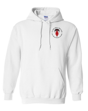 USASOC Embroidered Hooded Sweatshirt