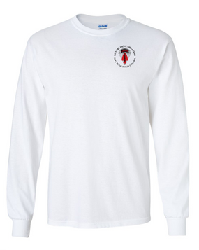 USASOC Long-Sleeve Cotton T-Shirt