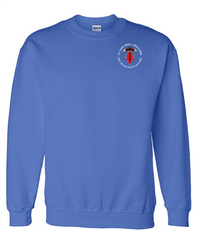 USASOC Embroidered Sweatshirt