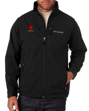 USASOC Embroidered Columbia Ascender Soft Shell Jacket  (L)
