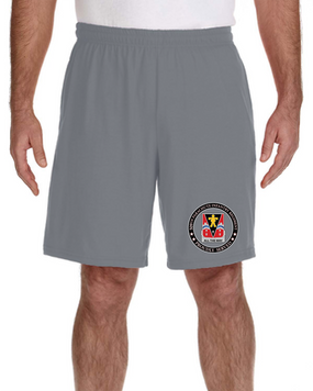 "509th ""Crest""  Embroidered Gym Shorts"