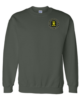 "509th ""Gingerbread""  Embroidered Sweatshirt"