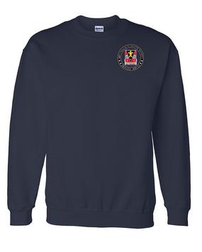 "509th ""Crest""  Embroidered Sweatshirt"