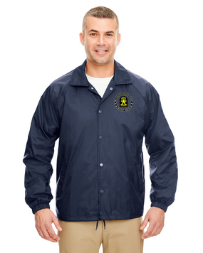 "509th ""Gingerbread"" Embroidered Windbreaker"