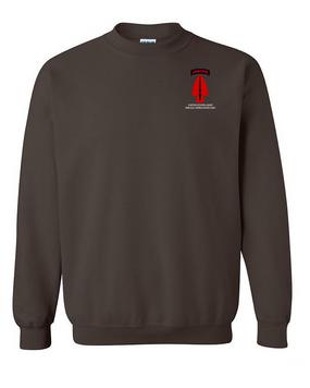 USASOC Embroidered Sweatshirt (L)