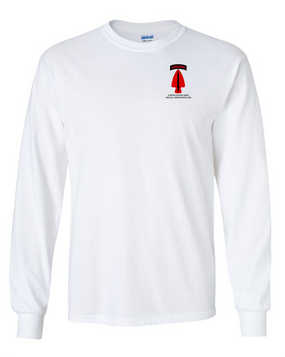 USASOC Long-Sleeve Cotton T-Shirt (L)