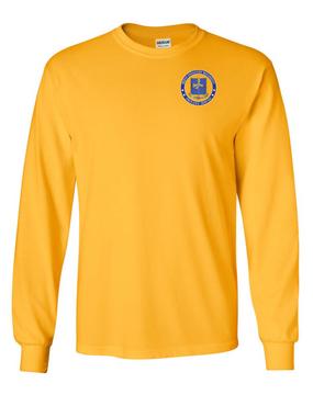 502nd Parachute Infantry Regiment Long-Sleeve Cotton Shirt-Proud