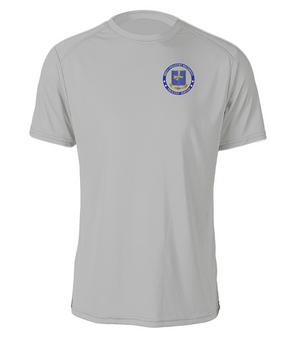 502nd Parachute Infantry Regiment Cotton T-Shirt-Proud
