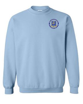 502nd Parachute Infantry Regiment Embroidered Sweatshirt-Proud