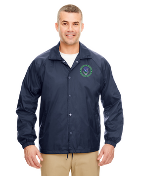 506th Parachute Infantry Regiment Embroidered Windbreaker -Proud