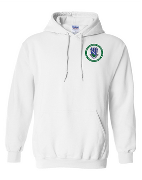 506th Parachute Infantry Regiment Embroidered Hooded Sweatshirt-Proud