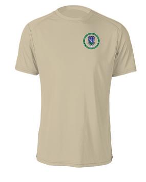 506th Parachute Infantry Regiment Cotton T-Shirt-Proud