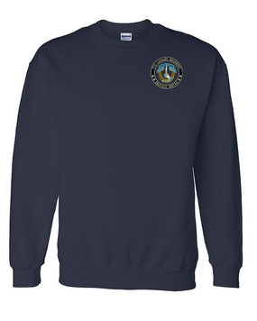 7th Cavalry Regiment Embroidered Sweatshirt -Proud