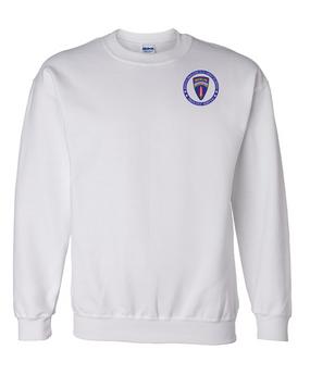 Berlin Brigade Embroidered Sweatshirt-Proud