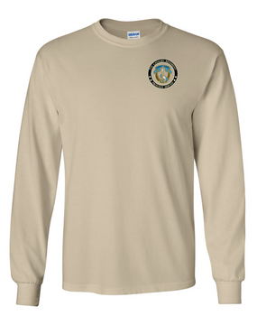 7th Cavalry Regiment Long-Sleeve Cotton Shirt  -Proud