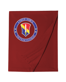 I Field Force Embroidered Dryblend Stadium Blanket-Proud VN