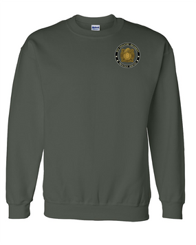 "9th Infantry Regiment ""MANCHUS""  Embroidered Sweatshirt"
