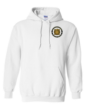 "9th Infantry Regiment ""Manchus"" Embroidered Hooded Sweatshirt-Proud"