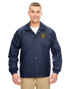 "9th Infantry Regiment ""MANCHUS"" Embroidered Windbreaker-Proud"